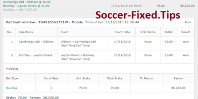 Fixed Match Offer, buy fixed matches, best betting tips, sure fixed matches
