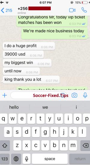 uganda fixed matches