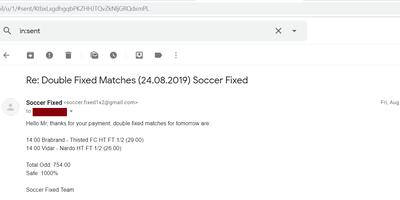 europol fixed matches