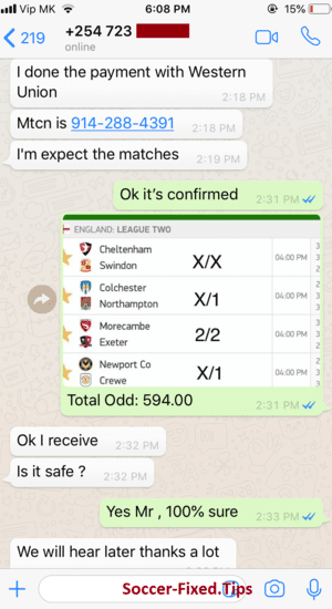 soccer 4 fixed matches weekend