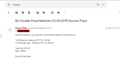 Sportybet 1×2 Tips