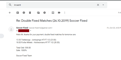 Sure Weekend Fixed Matches 1×2