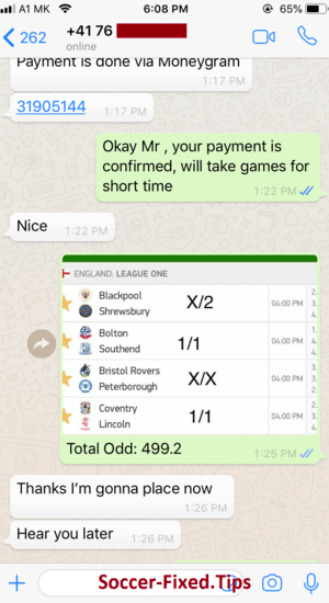 Soccer 4 Combo Bets 1×2 Games