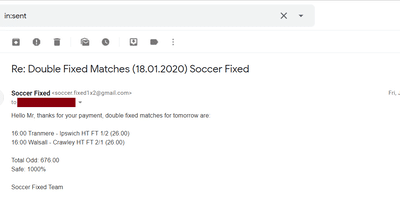 Safe Pro Bets 1×2 Fixed Matches
