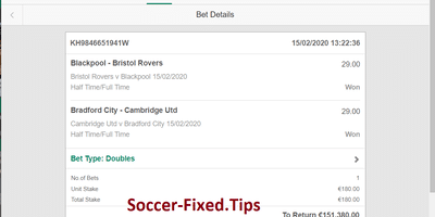 Football sources Betting Tips